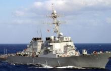 Военные корабли Ирана пытались догнать и разбомбить авианосцы США