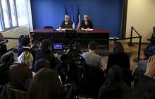 """Во Франции закрыли банковские счета """"подружки Путина"""" Марин Ле Пен. Политик заявила о """"политической дискриминации"""""""