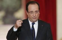 Давить Россию санкциями до последнего: экс-президент Франции Олланд о поддержке Украины Евросоюзом