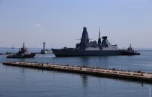В Одесский морской порт зашли 4 корабля НАТО – кадры