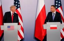 Самый спорный в истории газопровод: о чем говорили Трамп и президент Польши Анджей Дуда