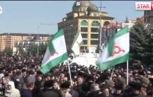 В Ингушетии протестующие прорывают блокаду и сливают в Сеть новые видео: Путин и Кадыров в шоке от происходящего