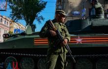 """Парады победы 9 мая в Донецке и Луганске: онлайн трансляция, как боевики гордятся """"последними парадами"""""""
