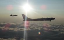 Истребители США перехватили военные самолеты Путина возле Аляски: подробности инцидента
