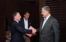 О чем договорились Порошенко и Волкер по возвращению России в G7 и Донбассу - кадры