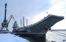 Россия построит свой первый авианосец в 2030 году: почему в Сети над ним смеются уже сейчас