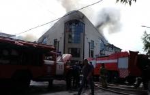 Сгоревший кабинет Таруты и пожар в офисе ИСД вызвал настоящий ажиотаж в Донецке: озвучены самые невероятные версии ЧП