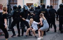 Митинги в Минске: МВД Беларуси готово стрелять боевым оружием