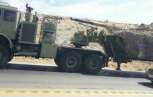 Иран перебрасывает войска к границе Азербайджана на фоне эскалации в Карабахе - колонна попала на фото