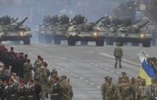 """""""Откуда у вас все это?! Техника, ракеты..."""" - соцсети поразила реакция российской семьи на парад в Киеве"""
