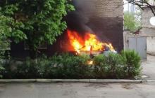 """В оккупированном Донецке возле """"полиции"""" """"ДНР"""" прогремел мощный взрыв"""