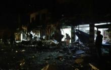 """Кремль """"отыгрался"""" за провал в Сирии: кадры, что оставили после себя самолеты ВКС России в жилых кварталах Идлиба"""