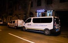 В Киеве ночью прогремел взрыв в доме, связанном с семьей экс-главы ГПУ Луценко