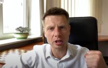 """Гончаренко ответил Зеленскому за наезд на дальнобойщиков: """"Бывают нормальные президенты"""""""