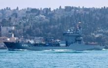В Черное море вошла группа кораблей НАТО: Альянс продолжает серьезно давить на Россию - кадры