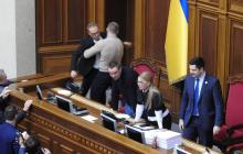 """""""Это достойно внимания"""", - Тимошенко рассказала о своем """"ранении"""" в Верховной Раде"""