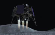 """Сенсация в космической отрасли: КБ """"Южное"""" представило новейший аппарат для исследования Луны - кадры"""