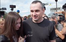 """""""У нас же есть Путин"""", - Сенцов срочно обратился к украинцам спустя неделю после обмена"""