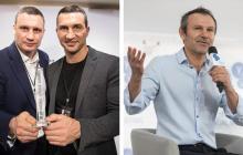 Вакарчук, Смешко, Кличко - в Украине может появиться самая крупная политическая сила