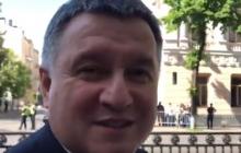 Аваков приехал на инаугурацию Зеленского и сделал заявление об отставке и президенте - видео