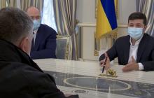 Перестрелка в Броварах: Зеленский вызвал Авакова, журналисты записали разговор