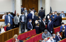 """Новый рейтинг партий в Украине: опрос показал, сколько поддержки потеряла """"Слуга народа"""""""