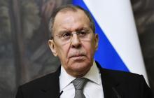 Лавров назвал одно из условий, которое установит мир на Донбассе
