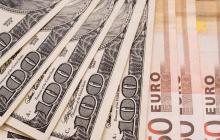 Курс доллара и евро в Украине падает несколько дней кряду