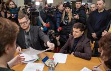 Зеленский впервые рассказал о членах своей президентской команды – названы фамилии