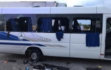 """Рабинович об обстреле автобуса """"ОПЗЖ"""": """"Война не далеко, она рядом"""""""