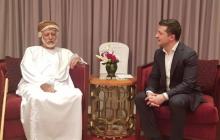 Зеленский в Омане: у Порошенко отреагировали на выезд президента