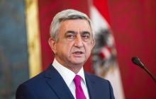 """""""Бархатная революция"""" в Армении: Саргсян  выдвинул наглый ультиматум по своей отставке – первые подробности"""