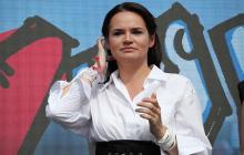 """""""Бегство"""" Тихановской: чем политику угрожали в кабинете главы ЦИК Беларуси"""