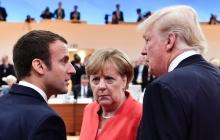 Еще не став президентом, Зеленский анонсировал встречу с Трампом, Меркель и Макроном