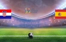 Лига наций УЕФА. Хорватия - Испания. Видео голов