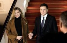 Зеленский с супругой прибыл в Азербайджан: какой будет программа официального визита