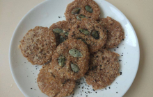Веганская кухня: живые хлебцы из пророщенной пшеницы по уникальному рецепту