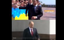 Сравнение инаугураций Путина и Зеленского: видео потрясло соцсети - такого не ожидал никто