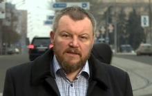 Эксклюзивные кадры возвращения Пургина домой после «переворота» в ДНР