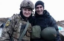 На Донбассе погибла известная боец ООС Яна Червона - жизнь военной оборвал удар вражеского ПТУР