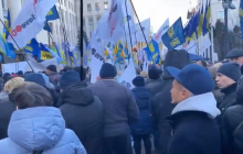 """""""Нас хотят уничтожить"""",  - ФОПы под Офисом президента Украины назвали последствия работы по новым правилам, видео"""