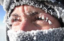 """Морозы до -37: синоптики """"порадовали"""" климатической картиной декабря"""