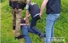 В Ивано-Франковской области полиция задержала опасного киллера, разыскиваемого Интерполом
