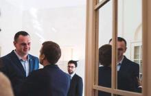 Макрон признался об истинных целях Путина: Сенцов поразил деталями встречи - кадры