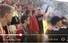 Белорусы исполнили знаменитую украинскую кричалку про россиян - видео возмутило Россию