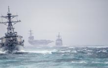 Военный эксперт пояснил, зачем Россия стягивает военные корабли в Крым и чего ждать Украине