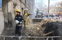 Пожар в Одессе: неутешительный прогноз Зеленского сбылся