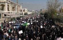 Население Ирана в шоке и готово растерзать Рухани на фоне новых санкций США