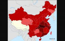 Число заболевших коронавирусом в Китае всего за сутки подскочило на 60%: сколько уже умерло