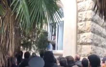 Переворот в Абхазии: протестующие захватили огромный арсенал оружия